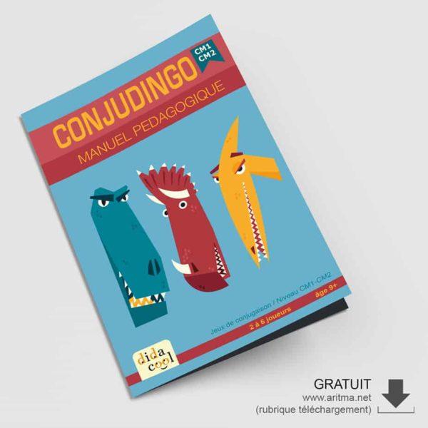 Manuel pédagogique du jeu ConjuDingo CM1-CM2