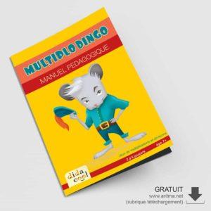 Manuel pédagogique du jeuMultiploDingo