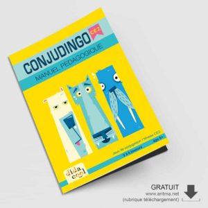 Manuel pédagogique du jeu de cartes ConjuDingo CE2