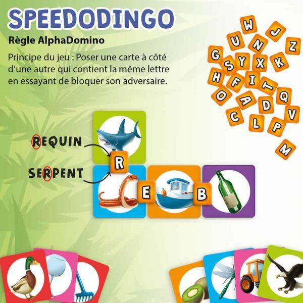 Explication de la Règle AlphaDomino de SpeedoDingo