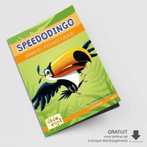 Manuel pédagogique du jeu SpeedoDingo
